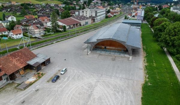 Impressionen der Markthalle Toggenburg